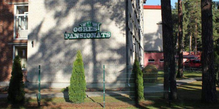 Pansionāta zaļā stāva atklāšana