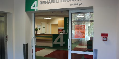 SIA «Ogres rajona slimnīca» Rehabilitācijas nodaļā pieejamas – trīs, piecu un 10 dienu rehabilitācijas programmas veselības uzturēšanai vai atjaunošanai.